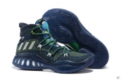 Adidas Crazy Explosive Weave Army Green White
