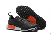 Adidas Originals NMD IV Dark Grey Black White Orange