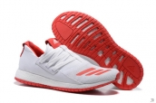 Adidas Pureboost ZG Women White Red