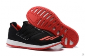 Adidas Pureboost ZG Women Black Red White