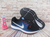 Nike Air Zoom Structure 20 Black Blue White