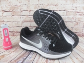 Nike Air Zoom Structure 20 Black Grey White