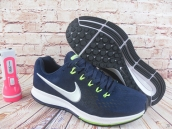 Nike Air Zoom Structure 20 Blue White Green