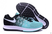 Nike Zoom Flyknit Lunar 33 Women Jade Green Black White