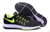 Nike Zoom Flyknit Lunar 33 Black Fluorescent Green White
