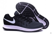 Nike Zoom Flyknit Lunar 33 Dark Grey Black White