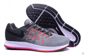 Nike Zoom Flyknit Lunar 33 Grey Dark Grey Black Orange White