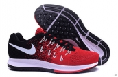 Nike Zoom Flyknit Lunar 33 Red Black White