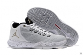 Jordan CP3-IX AE White Grey Golden Black