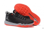 Jordan CP3-IX AE Dark Grey Red Black