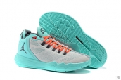 Jordan CP3-IX AE Grey Green Orange