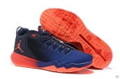 Jordan CP3-IX AE Navy Blue Orange