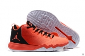 Jordan CP3-IX AE Red Black White