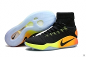Nike Hyperdunk 2016 Black Yellow Orange