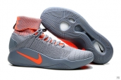 Nike Hyperdunk 2016 Grey Orange