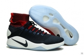 Nike Hyperdunk 2016 USA Team Navy Blue Red White