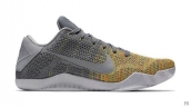 Nike Kobe 11 Low Grey Yellow White