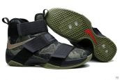 Nike Lebron Zoom Soldier 10 Army Green