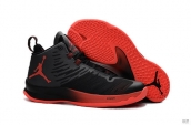 Air Jordan Super Fly 5 X Black Orange Red