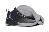 Air Jordan Super Fly 5 X Grey White