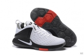 Nike Lebron James Zoom Witness 1 White Black Red