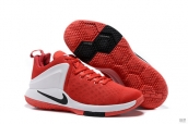 Nike Lebron James Zoom Witness 1 Red White Black