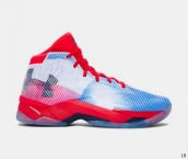 Ua Curry 2-5 High Red Blue