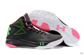 UA Micro G Torch Black Green Pink White