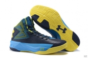 UA Micro G Torch Navy Blue Yellow Blue