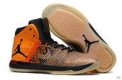 Perfect Air Jordan XXX1 Orange Golden Black