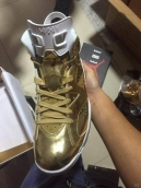 Super Perfect Air Jordan 6 Golden White 630