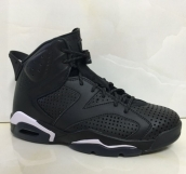 Air Jordan 6 Super Perfect Black White
