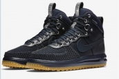 Nike Lunar Force 1 Duckboot Navy Blue