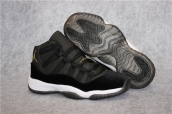 Perfect Air Jordan 11 Black Velvet