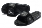 Air Jordan Slipper Black