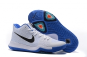 Nike Kyrie 3 Blue White