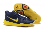 Nike Kyrie 3 Blue Yellow