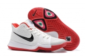 Nike Kyrie 3 White Red