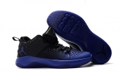 Air Jordan Extra Fly Black Blue