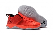 Air Jordan Extra Fly Orange Black