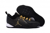 Air Jordan CP3 X Black Yellow
