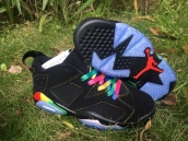 Women AAA Air Jordan 6 Low Rainbow
