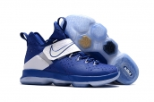Nike Lebron 14 Blue White