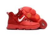 Nike LeBron 14 Red
