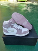 Perfect Air Jordan 1 Women Pink