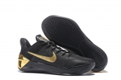 Nike Kobe 12 AD Black Gold