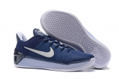 Nike Kobe 12 AD Navy Blue White