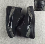 Perfect Air Jordan 3 Black