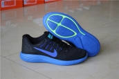 Women Nike Lunar Black Blue