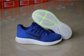 Women Nike Lunar Blue White